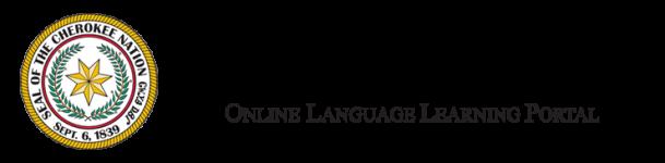 Logo of Cherokee Nation Learning Center